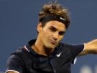 Федерер започна с победа на US Open