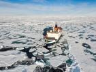 Ледовете край Северния полюс се топят (ОБНОВЕНА)