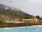 Умишлен палеж предизвика горски пожар край Мадрид(ОБНОВЕНА)