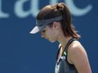 Пиронкова загуби на двойки на US Open
