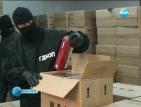 Хванаха работници откраднали 5 хил. кутии цигари