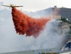Евакуираха няколко хиляди души заради огромен пожар в Испания