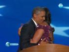 Барак Обама прие номинацията на Демократическата партия