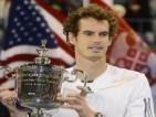 Анди Мъри спечели US Open