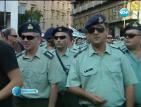 Гръцката армия протестира срещу бюджетните съкращения