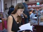 Франческа Ланчини – от модата и киното към литературата