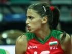 Националният отбор по волейбол остана без Елица Василева