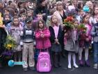 Хиляди първолаци прекрачиха училищния праг