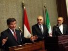 Турция и Египет обсъждат кризата в Сирия