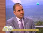 Цветанов: Няма как заплатите на полицаите да бъдат увеличени с 20%