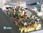 Български вина, месни и млечни продукти на един от централните площади в Берн