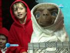 Извънземното Ити влезе в Музея на восъчните фигури на Мадам Тюсо