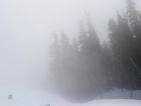 Мъгла отлага втория манш на жените в Зьолден