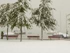 Първи снегове и първи жертви на студовете в Европа