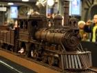 """Шоколадов влак """"спря"""" на гара в Брюксел"""