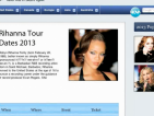 Сайтове в шок: Риана идва в България!?