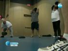 Фитнес в САЩ посреща само силно затлъстели клиенти