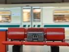 Радио пиеса оживява в метрото