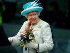 Елизабет II с 3D Коледно обръщение