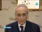 Хосе Карерас: Стоичков е невероятен човек