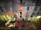 Пожар в Париж отне живота на петима, сред жертвите има и бебе