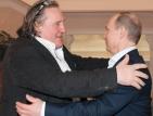 Путин връчи руския паспорт на Депардийо