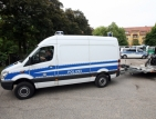 Половината престъпност в Германия – внос от Италия