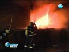 Фабрика за електроника изгоря в Чехия
