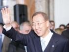 """Бан Ки-мун поздрави Борисов за """"мъдрото управление"""""""