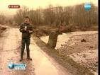 Ситуацията в Кюстендил е овладяна