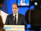 Рейтингът на президента Франсоа Оланд пада
