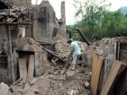 Десетки ранени при плитък трус в Китай