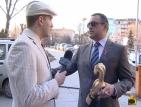"""Юксел Кадриев със """"Златен скункс"""""""