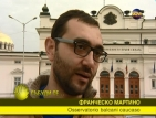 Чуждите кореспонденти за събитията в България
