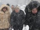 За денонощие в Москва наваля колкото за месец