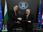 България и Грузия с Меморандум за разбирателство в спорта