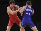 Иво Ангелов е европейски шампион по борба