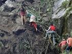 36 души загинаха при свлачище в Тибет