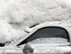 Рекорден снеговалеж в Москва