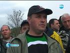 """Работници спряха работа на АМ """"Марица"""", искат си парите"""