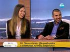DJ Diass и Маги Джанаварова с нов клубен хит
