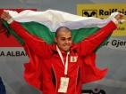 Асен Мурадов със сребро във вдигането на тежести
