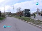 Гума от ТИР уби мъж на Околовръстното в София