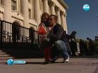 Бащи искат равни права при гледане на дете след развод