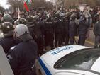 Арестуваха протестиращ срещу ГЕРБ във Варна