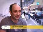 Захари Бахаров си пусна коса заради филм