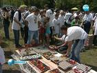 България постави световен рекорд с боядисването на 937 яйца