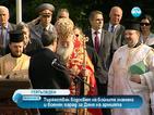 Патриарх Неофит отслужи първия си празничен водосвет на Гергьовден