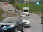 """Завръщане: Катастрофа на """"Тракия"""" и натоварен трафик по """"Струма"""""""