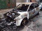 """Запалиха колата на шефа на """"Слънчев бряг"""""""